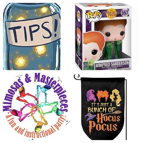 Hocus Pocus Night Virtual Tip