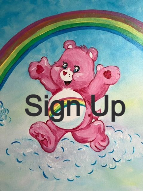 Self Care Bear Sign Up -9/9/21 at 7pm Eastern Time