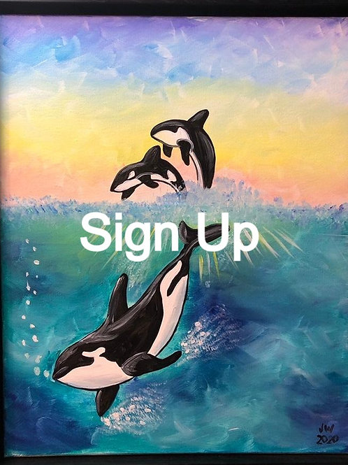 Sunrise Orca Sign Up 2/11/21 - 8PM Eastern Time