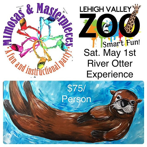 River Otter with LVZ Experience 5/1/21