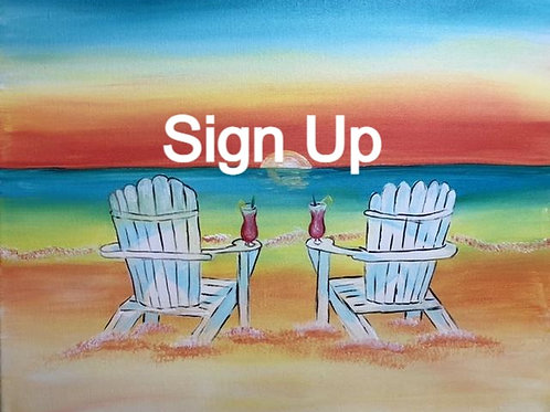 Sipping in the Sunset Sign Up -4/1/21 at 8pm Eastern Time
