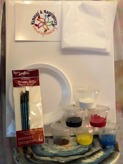 Paint Kit for Past Events