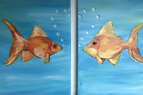 Goldfish Date Night Sign Up -7/29/21 at 8pm Eastern Time