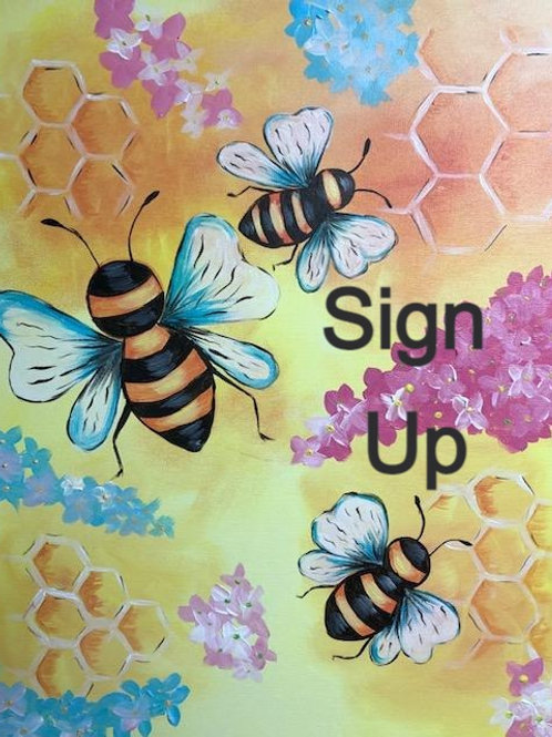 Bumble Bee Sign Up and Info - 2/18/21-7pm EST