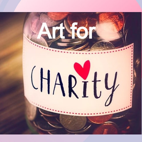 Art for Charity Donation