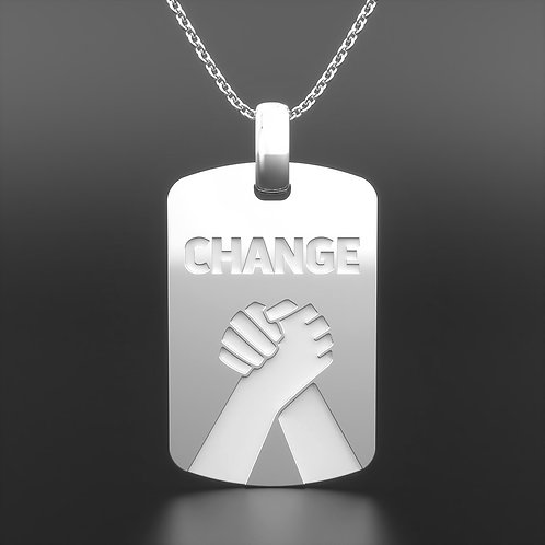 Charms of Change Silver