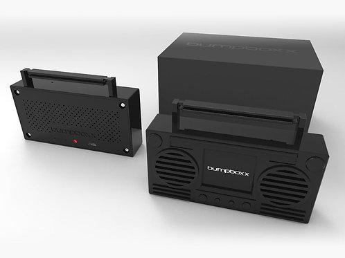 Bumpboxx MicroBoom Wearable Bluetooth Speaker Boombox