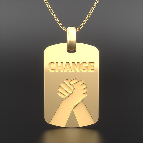 Charms of Change Gold