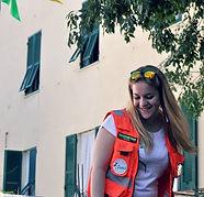 Camilla Fabbri, Vice Coordinatrice degli YoungER Gruppo Giovani della P.A. Croce Bianca Genovese