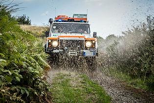 Ambulanza Unità soccorsi speciali 271