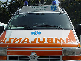 Ambulanza Centro Mobile di Soccorso 273