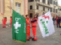 foto degli eventi croce bianca genovese