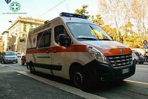 Ambulanza Centro Mobile di Rianimazione 272