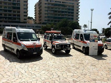 Ambulanze Croce Bianca Genovese