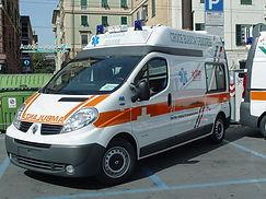 Ambulanza Centro Mobile di Soccorso 278
