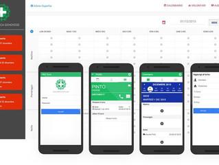 """Una piccola rivoluzione in Croce Bianca: viene introdotta la App """"CBG"""""""