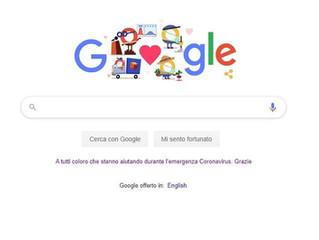 Il video Google dedicato all'emergenza Covid-19