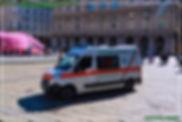 """Ambulanza Centro Mobile di Rianimazione """"272"""""""