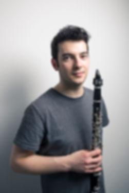 Anthony Friend clarinet © Nick Rutter