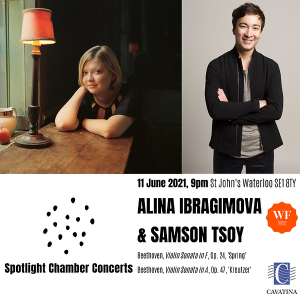 Spotlight June 2021 - IBRAGIMOVA & TSOY