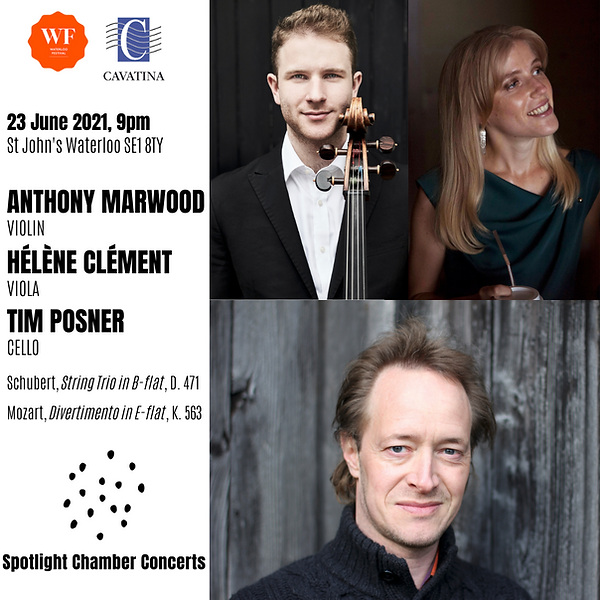 Spotlight June 2021 - ANTHONY MARWOOD TR