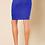 Thumbnail: Metallic Blue Skirt