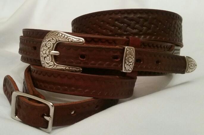 Custom Ranger Gun Belt