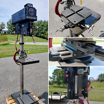 Pneumatic Drill Press
