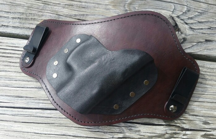 In the waistband holster