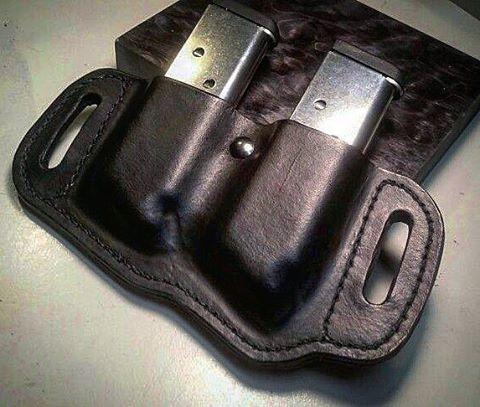 Magazine pouch