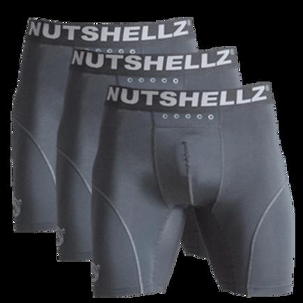 Nutshellz® 3-PACK JOCK SHORT COMBO PACK