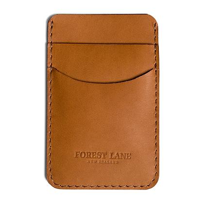 Austen Card Holder - Tan