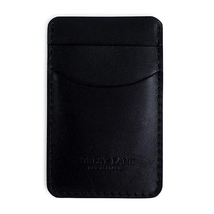 Austen Card Holder - Black