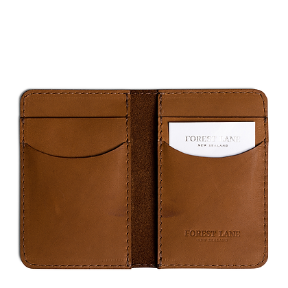 Henley Wallet - Tan