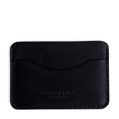 Cedar Card Holder - Black