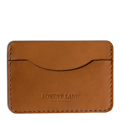 Cedar Card Holder - Tan