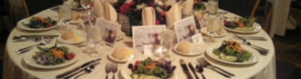 Renzi's Catering Banquet
