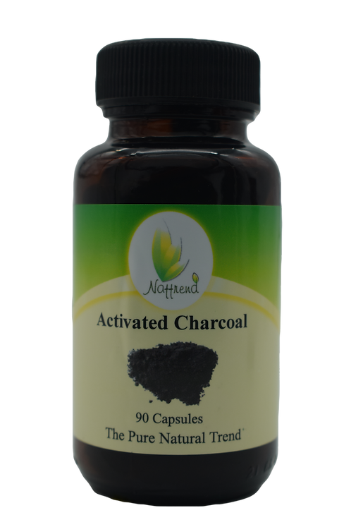 Activated Charcoal Capsules