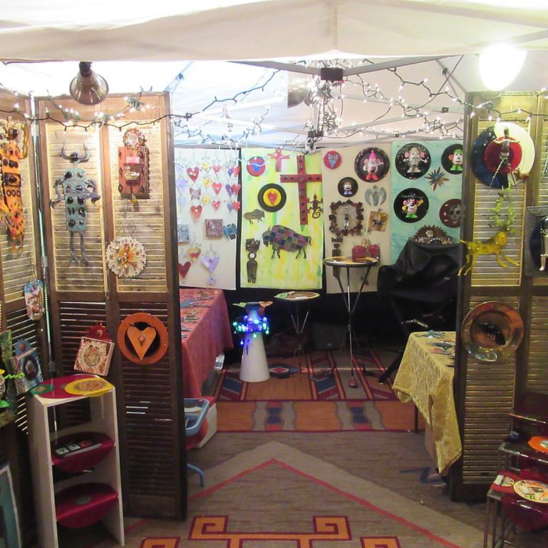 Recycle Santa Fe Art Festival, November 12, 13 and 14, 2020