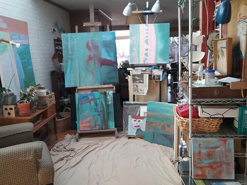 Lisa's Studio Space