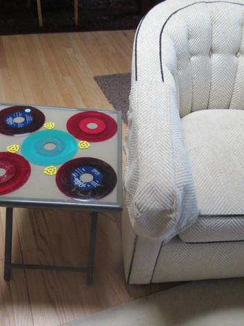 Vinyl Record Table