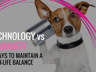 Technology vs Humanity
