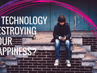 Is Technology Destroying Your Happiness