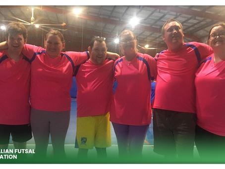 How Hervey Bay's first disability Futsal team were created