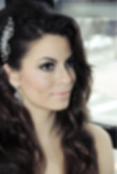Roseanna Amador Long Island bridal hair stylist, on site service,