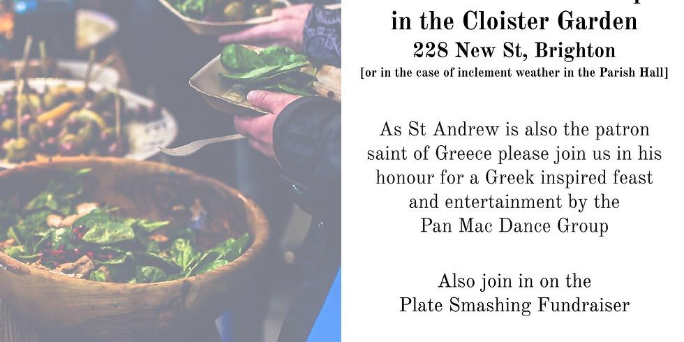 St Andrew's Day Dinner