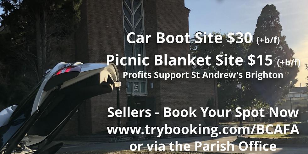 St Andrew's Brighton Car Boot Bonanza