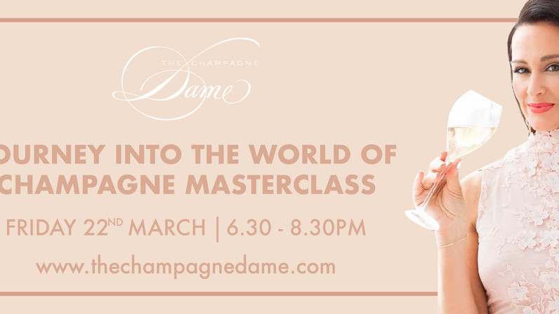Champagne Masterclass - 22 March