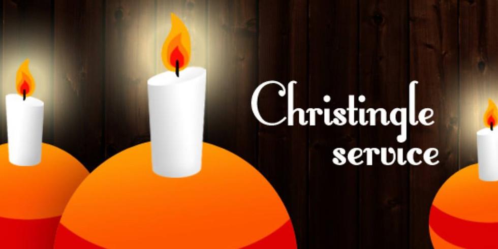 Christingle Children's Service