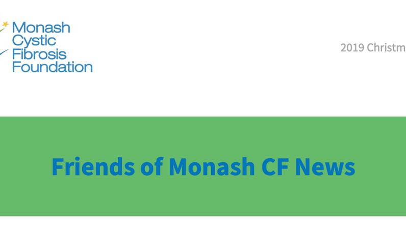 Rounding Off 2019 with Monash CF Newsletters